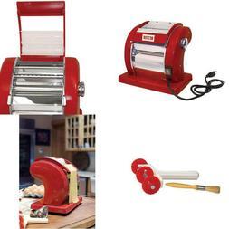 Weston 01-0601-W Red Electric Pasta Machine