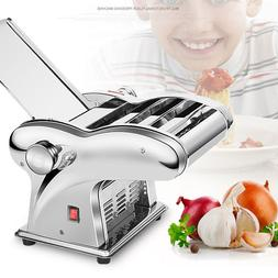 110V 4 Knives Electric Noodle Machine Spaghetti Pasta Maker