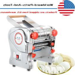 110V Commercial Electric Pasta Press Maker Noodle Machine Du