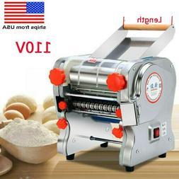 110V Electric Pasta Maker Noodle Machine Dumpling Skin Maker