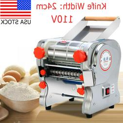 110V Electric Pasta Press Maker Commercial Home Use Dumpling
