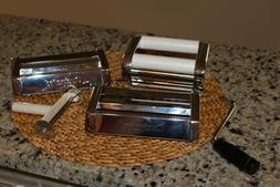 3 cucina pro pasta maker machine attachment