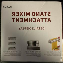 3-piece Set Pasta Maker Attachment for Kitchenaid Stand Mixe
