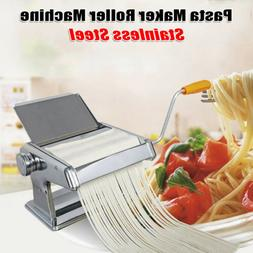 "7""Pasta Maker Roller Machine Dough Making Spaghetti Noodle M"