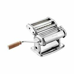 Imperia Pasta Maker Machine - Steel Construction w Easy Lock