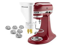 KitchenAid KSMPEXTA Gourmet Pasta Press Attachment with 6 In