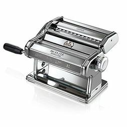 Marcato Atlas 180 Pasta Machine, 8341, Made in Italy, Includ