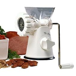 New Norpro 151 3 In 1 Food Meat Grinder Mincer And Pasta Mak