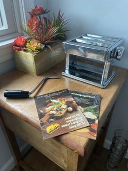 AMPIA Model 150 - Marcato 8356 Atlas Pasta Maker Machine Ste