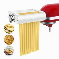 ANTREE Pasta Maker Attachment 3 in 1 Set for KitchenAid Stan