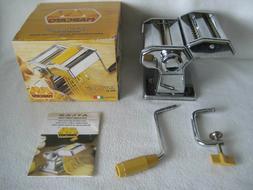 Marcato Atlas 150 Manual Noodle Pasta Maker Model 8320 Italy