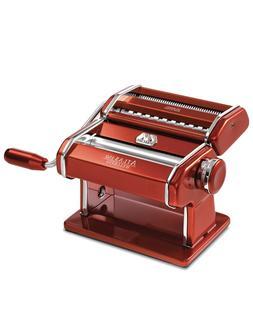 Marcato Atlas 150 Pasta Machine - Red
