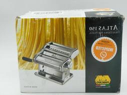 Marcato Atlas 150 Pasta Machine, Stainless Steel