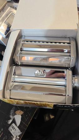 Marcato Atlas 150 Wellness Pasta Machine - Lasagne Fettuccin