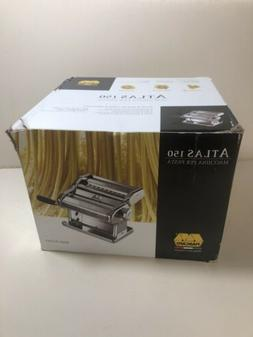MARCATO ATLAS 150 WELLNESS STAINLESS STEEL PASTA MAKER NICE