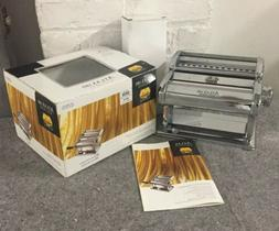 Marcato Atlas 180 Pasta Machine - Stainless Steel - NIB