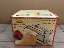 Marcato Atlas Model 150 Pasta Noodle Maker Machine Open Box