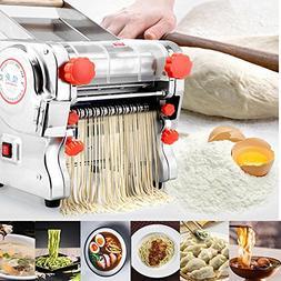 TOPCHANCES 750W Automatic Electric Pasta Machine Maker Press