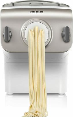 Philips Avance Pasta and Noodle Maker Plus w/ 4 Shaping Disc