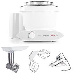 Bosch MUM6N10UC Universal Plus Stand Mixer, 800 Watt, 6.5-Qu