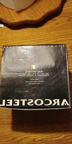 Brand New Arcosteel Pasta Maker for sale. Imperia Titania Pa