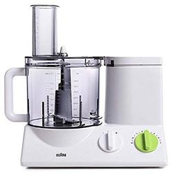Braun FP3020 12 Cup Food Processor Ultra Quiet Powerful moto
