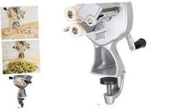 Cavatelli Maker Machine w Easy Clean Rollers- Makes Authenti