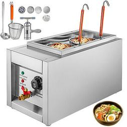 Commercial Electric Pasta Cooking Machine Stainless Noodle C