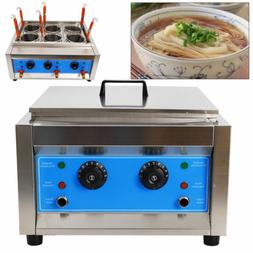 Commercial 4 Baskets Electric Noodles Cooker / Pasta Cooking