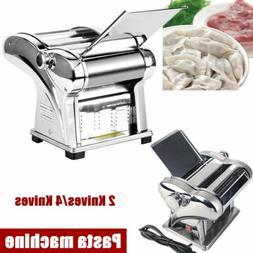 Commercial Electric Noodle Machine Pasta Dumpling Skin Maker