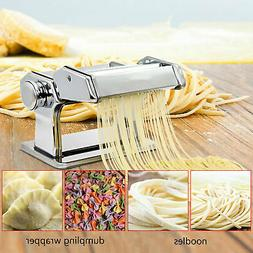 Commercial Home Pasta Maker Fresh Noodle Making Machine Manu