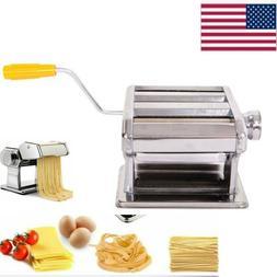 Commercial Home Pasta Maker Fresh Noodle Making Machine Manu