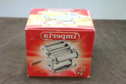 Imperia dal 1932 CHROME Noodle PASTA MAKER Machine