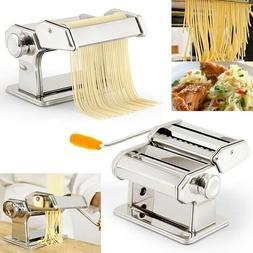 OxGord Den Haven Stainless Steel Pasta Maker Machine - Fresh
