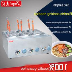 Electric Box 6-basket Commercial Stove <font><b>Pasta</b></f