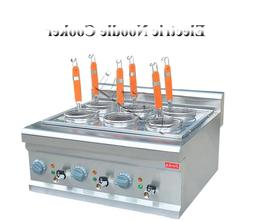 Electric <font><b>Noodle</b></font> Cooker Commercial Stainl