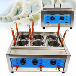 Commercial 4/6 basket electric noodle cooker pasta cooking m