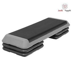 Fitness Exercise Training Aerobic Step Board Home Workout St