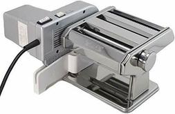 Electric Pasta Maker Machine with Motor Set Stainless Steel