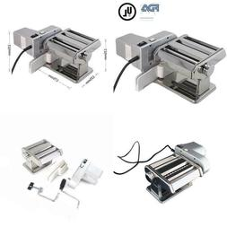 Yunko Electric Pasta Maker Machine with Motor Set Stainless