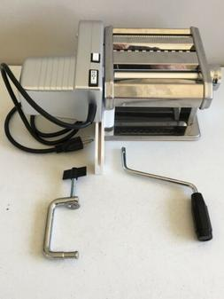 electric stainless steal pasta maker machine