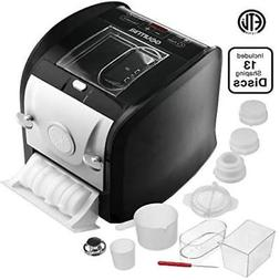 ❤ Gourmia Gpm630 One Touch Automatic Pasta Maker Mixes Kne