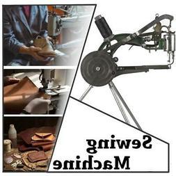 Hand Cobbler Shoe Repair Sewing Machine Dual Leather Cloth C