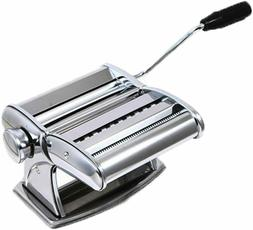 Shule Home Pasta Maker Stainless Steel Pasta Noodle Roller M
