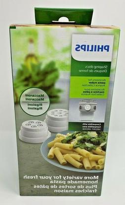 Philips HR2491/00 Advance Pasta Maker Accessory Kit-Rigatoni