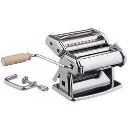 "Imperia Pasta Machine, 6"" wide roller"