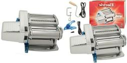 Imperia Pasta Machine and Motor by Cucina Pro  - Dual Speed