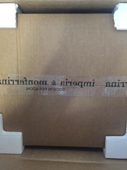 Imperia Pasta Sheeter Machine  By Cucina Pro - Heavy Duty St