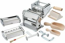 Imperia Italian 505 - Machine For Make Pasta (9 Parts, Max o