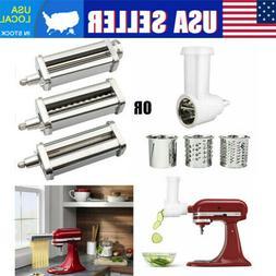 Kitchen Prep Slicer & Pasta Roller Cutter Attachment For Kit